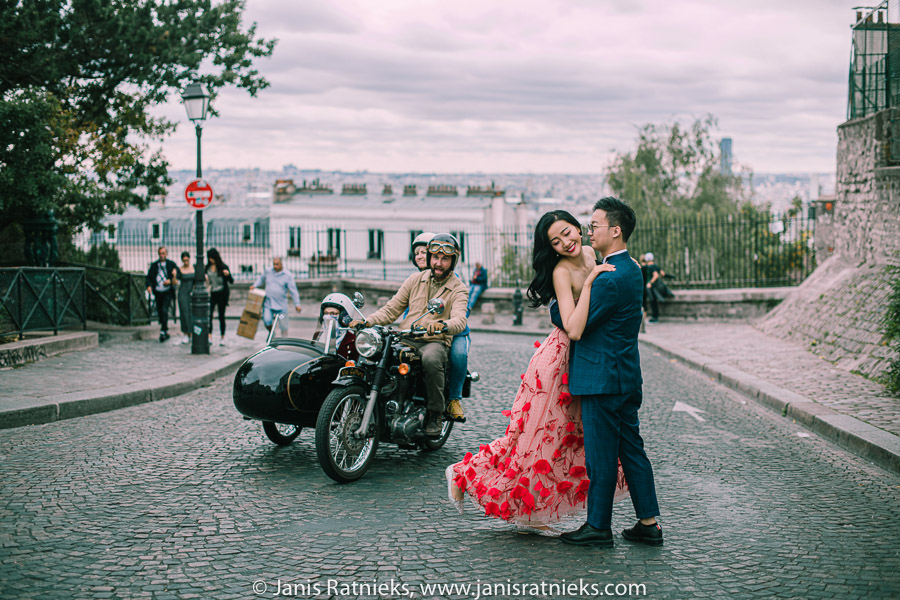 best prewedding photographer paris