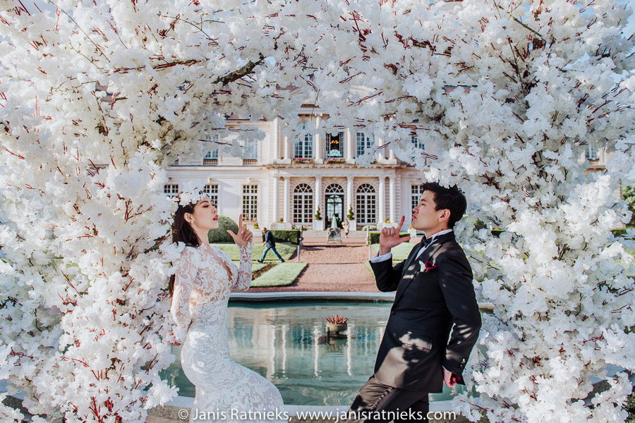 chateau d'artigny wedding