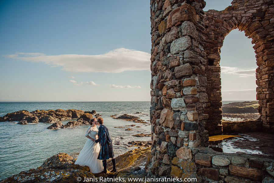 scotish wedding photographer