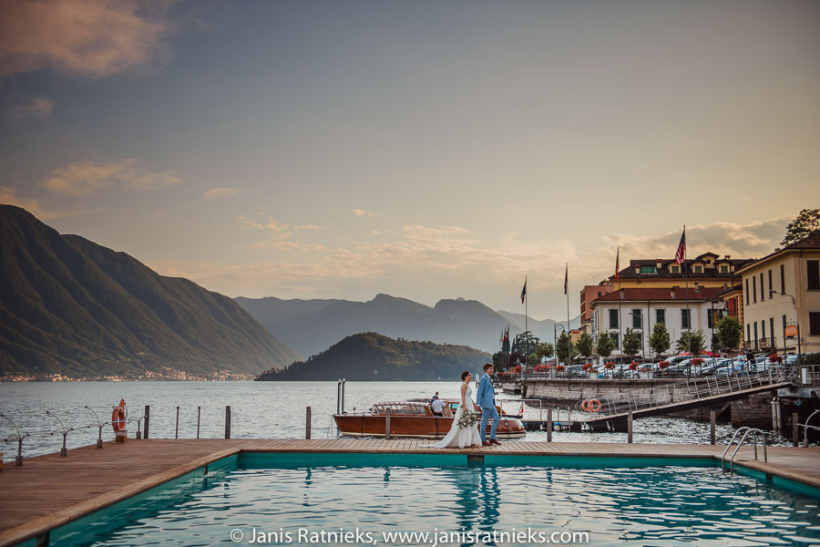 wedding venue Lake Como Grand Hotel Tremezzo