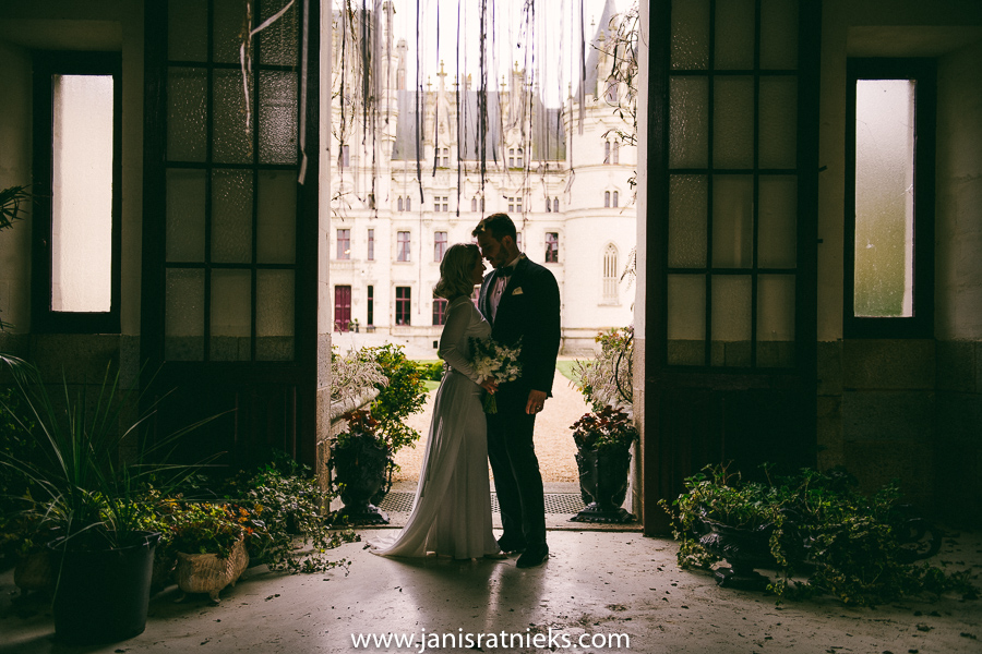 affordable chateau wedding