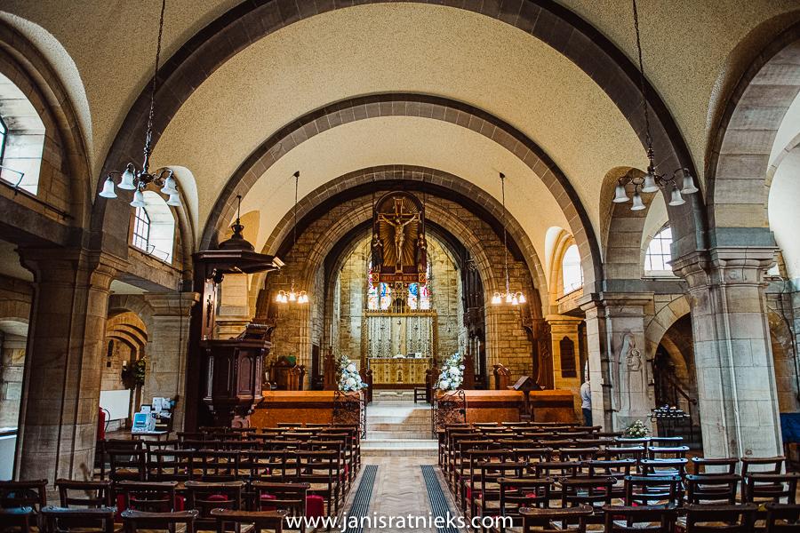 all saints church st Andrews
