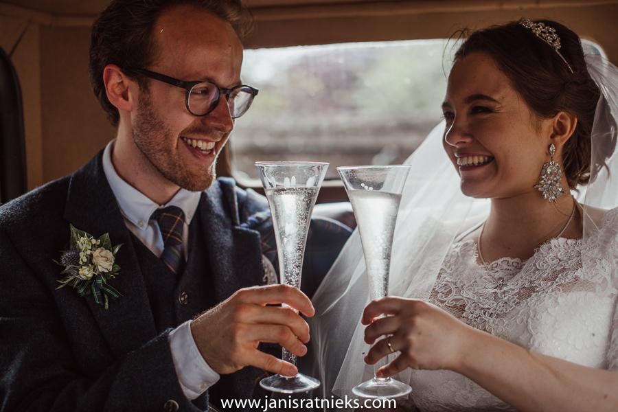 elopement in Scotland