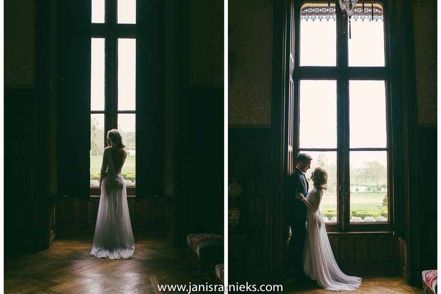 intimate wedding France