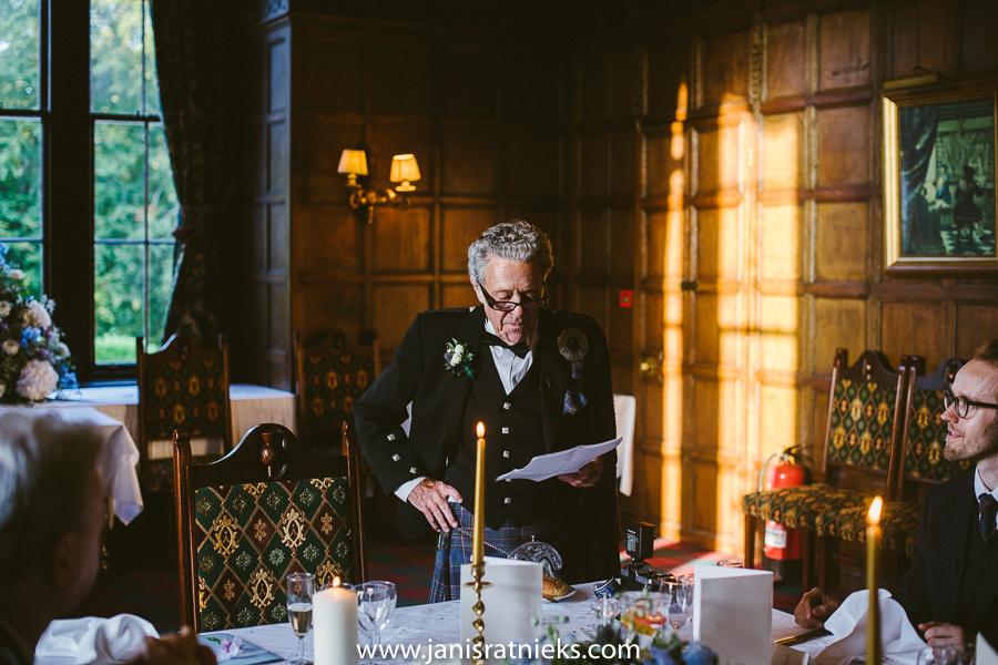 kilconquhar castle wedding