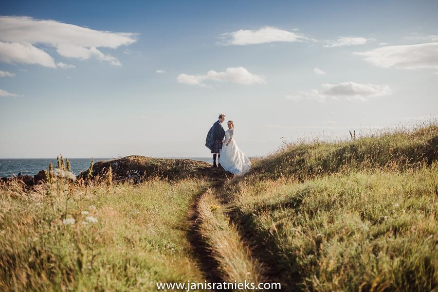 perfect wedding in scotland