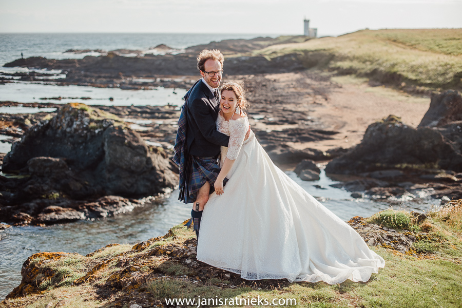 ruby bay lighthouse wedding