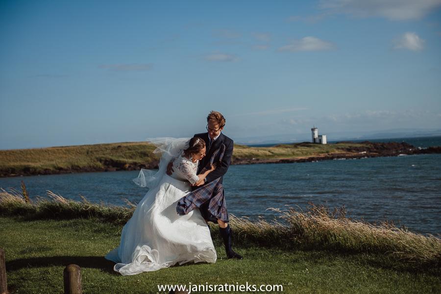ruby bay outdoor wedding