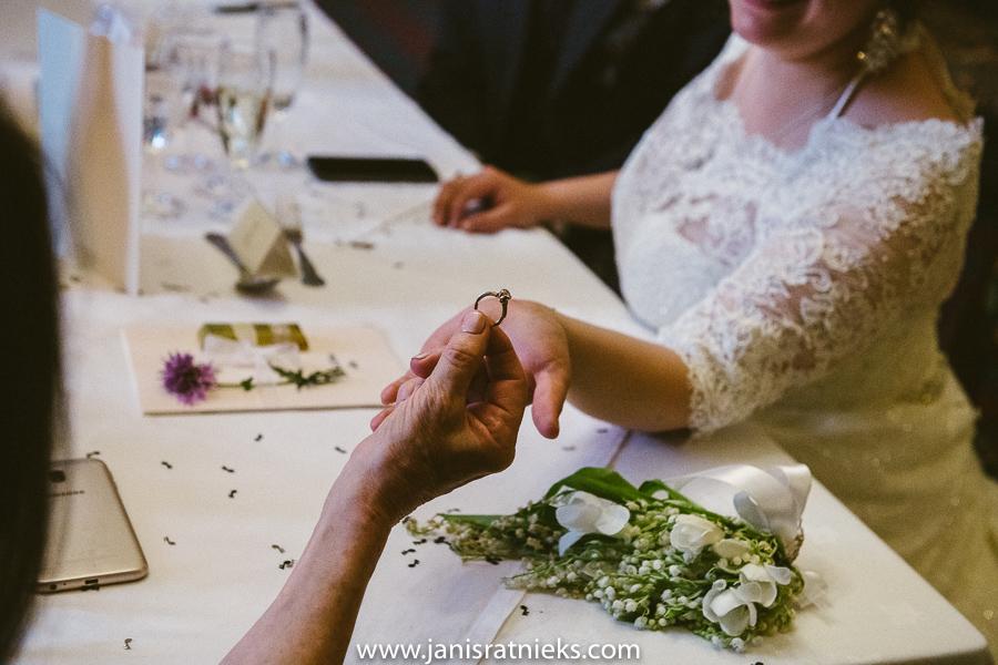 scotland wedding ring