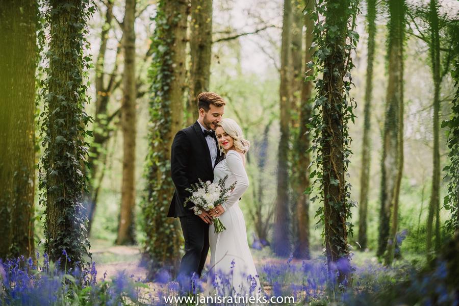 blue bell forest wedding