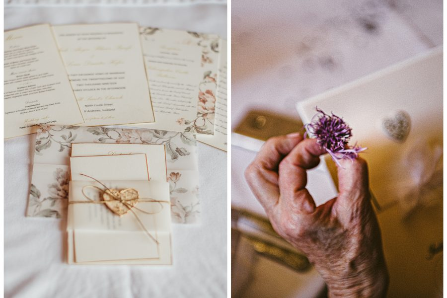 traditional scottish wedding ideas