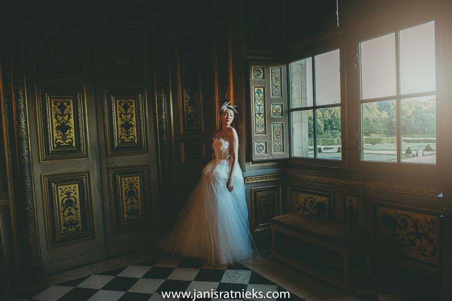 Dior wedding france