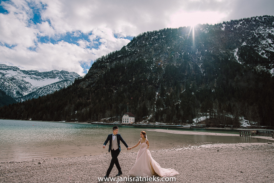 Alps wedding photographer