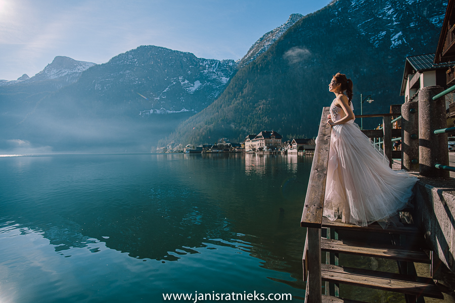 award winning wedding photographer Austria