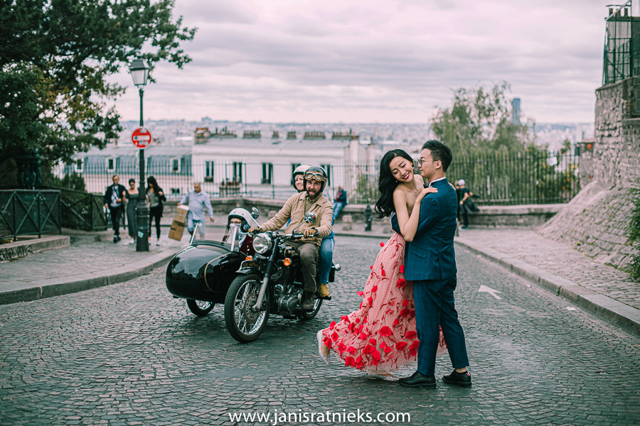 best paris prewedding photographer
