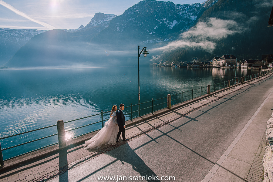 best pre-wedding photographer Austria