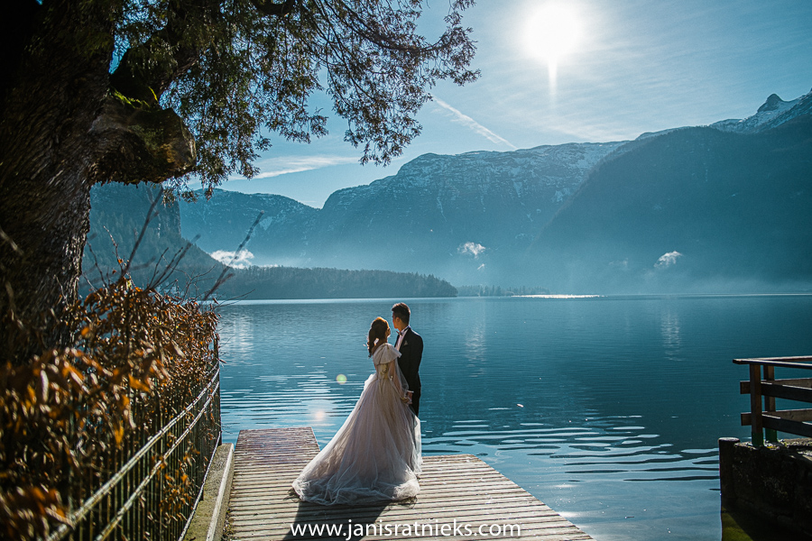 best wedding photographer Austria