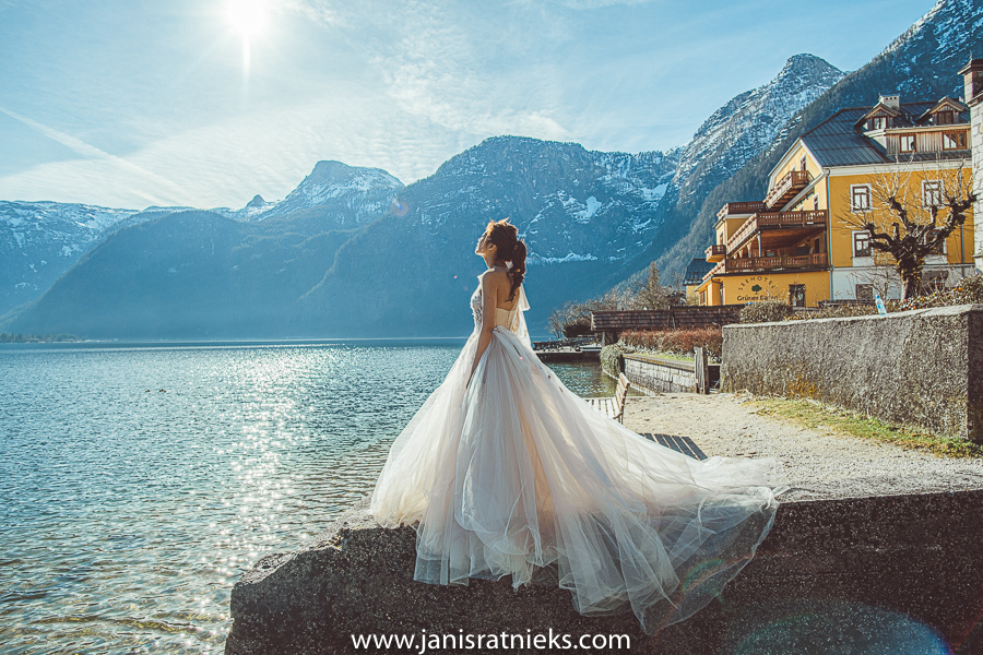bridal dress Austria
