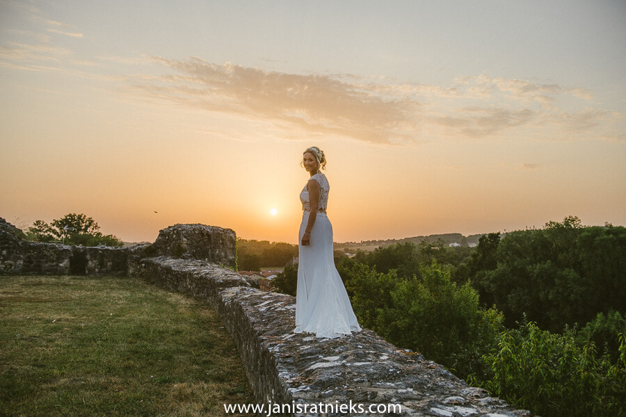 charente wedding photo