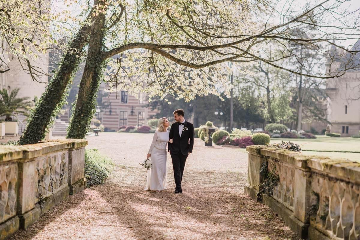 elopement photographer in Loire Valley