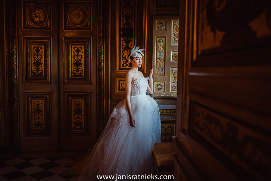 french wedding photographer Château de Vaux-le-Vicomte