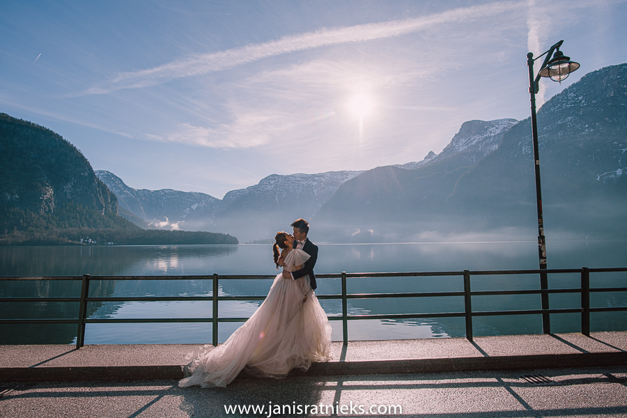 Hallstatt best prewedding