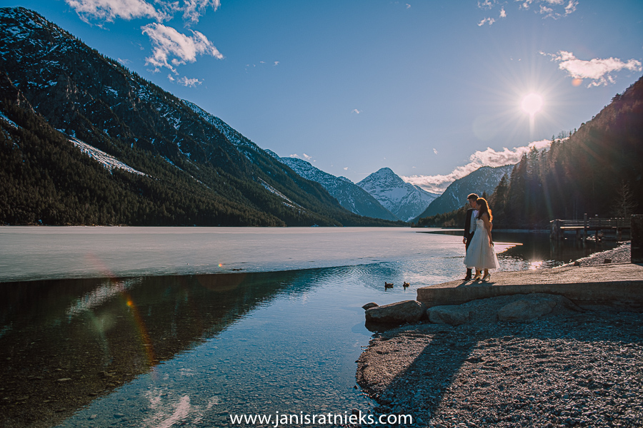 Hallstatt pre wedding photoshooting
