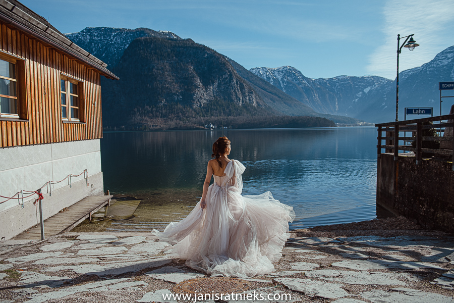 Hallstatt wedding day