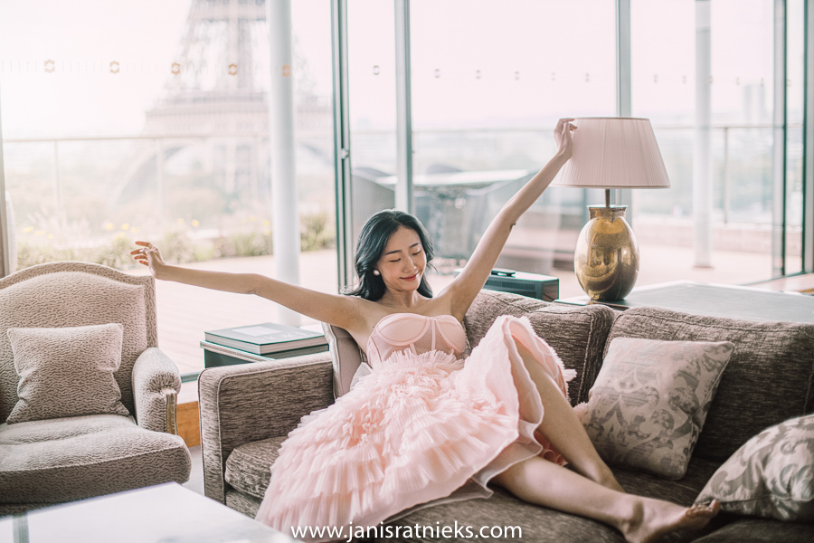 paris dior pre wedding