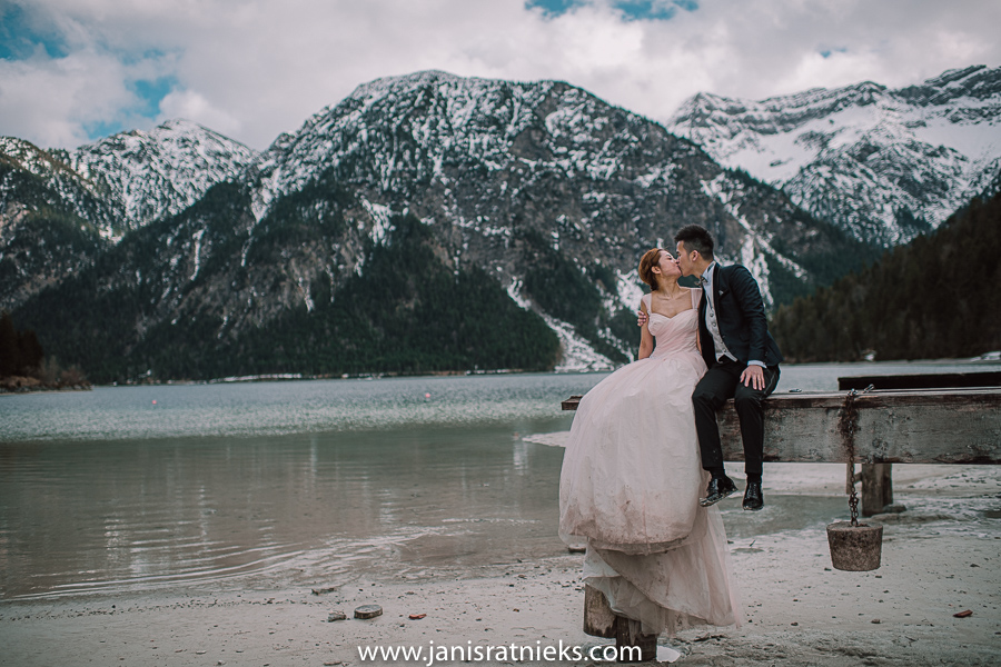 Plansee elopement