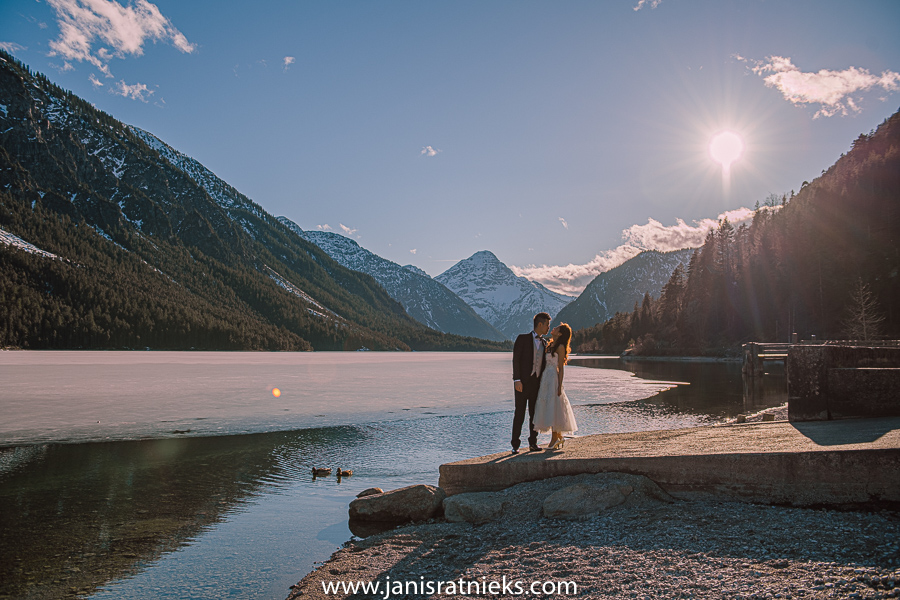 Plansee engagement photographer