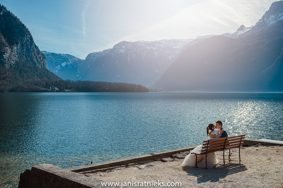 romantic wedding austria