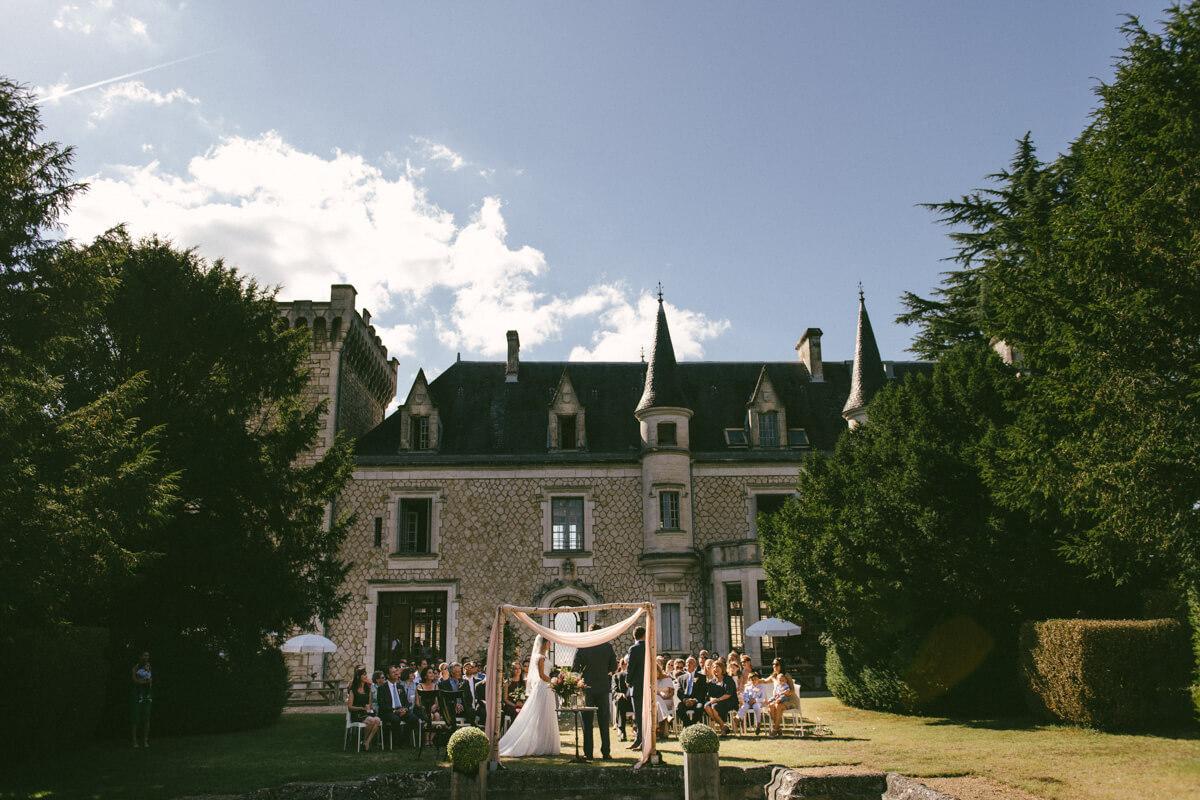 wedding wenue South West France