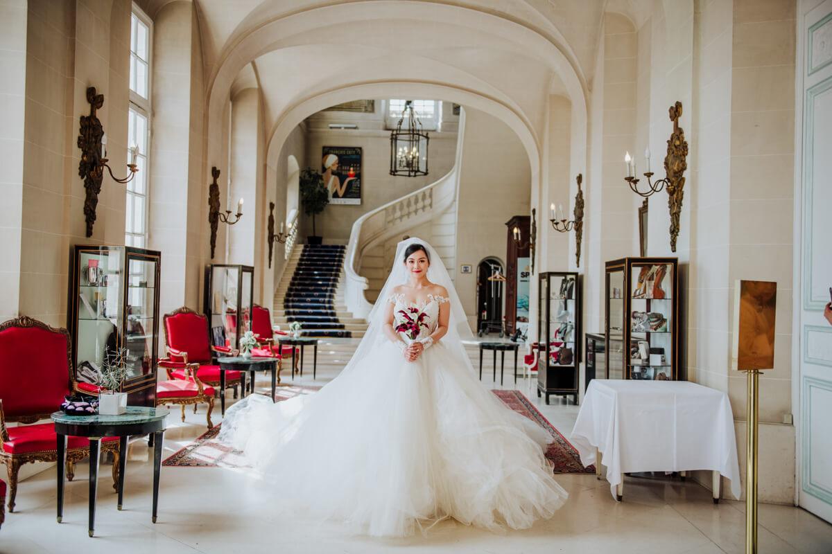 wedding photographer Chateau d'Artigny