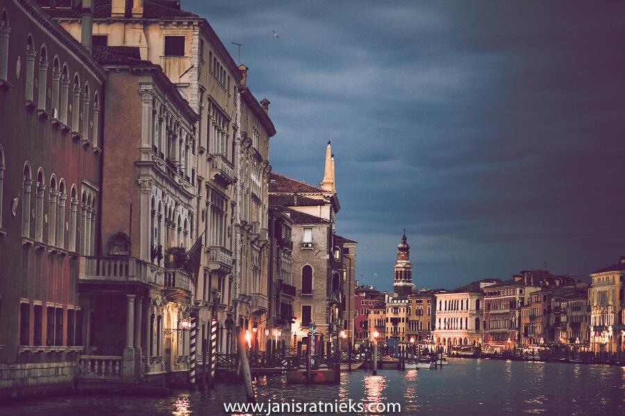 Grand Canal wedding venues Venice