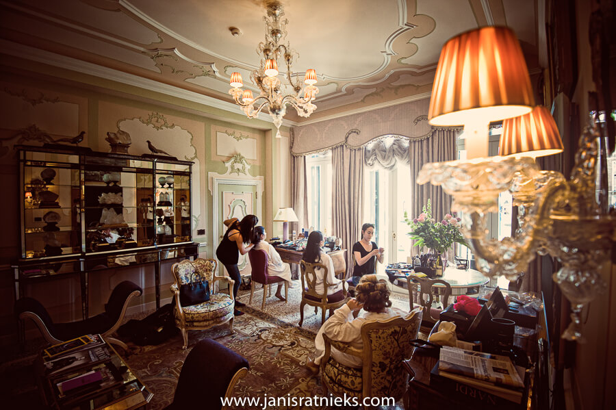 Gritti palace hotel wedding