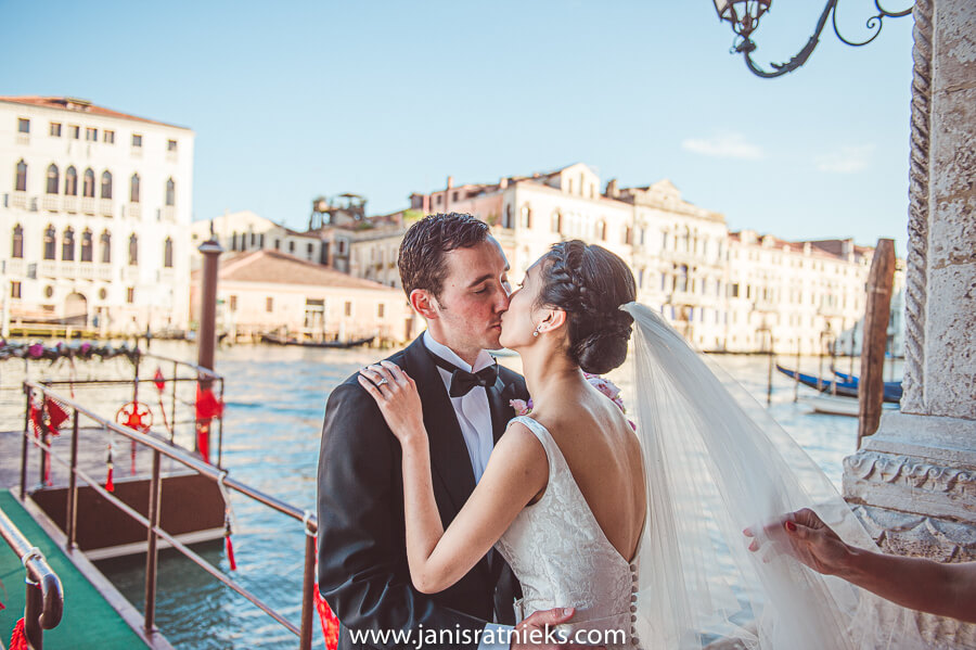 Venice pre wedding