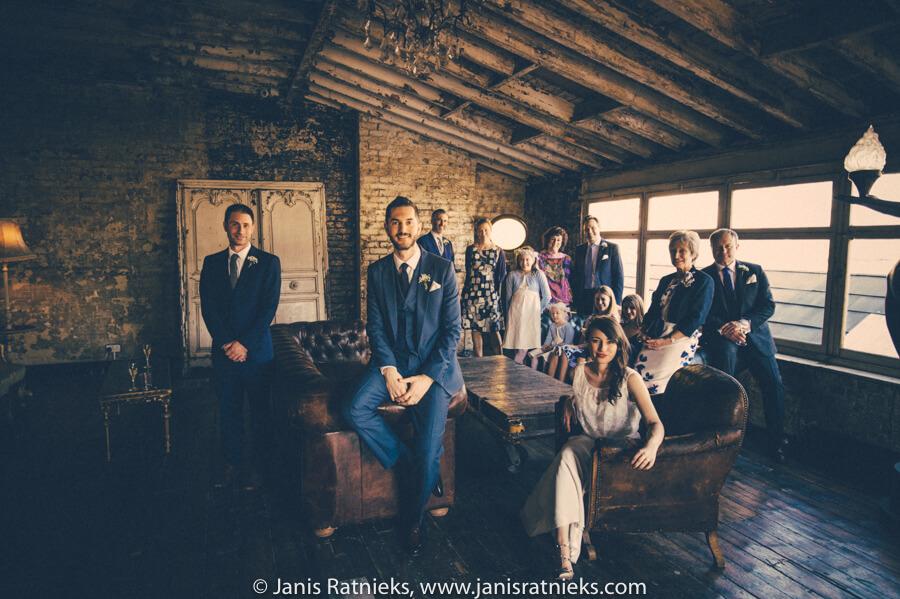 alternative official wedding photos