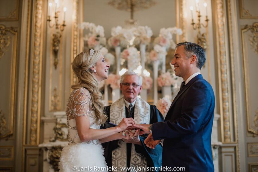 american wedding in Paris
