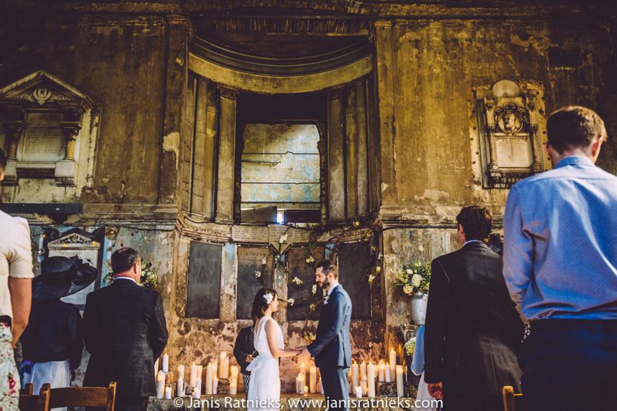 asylum wedding photographer London