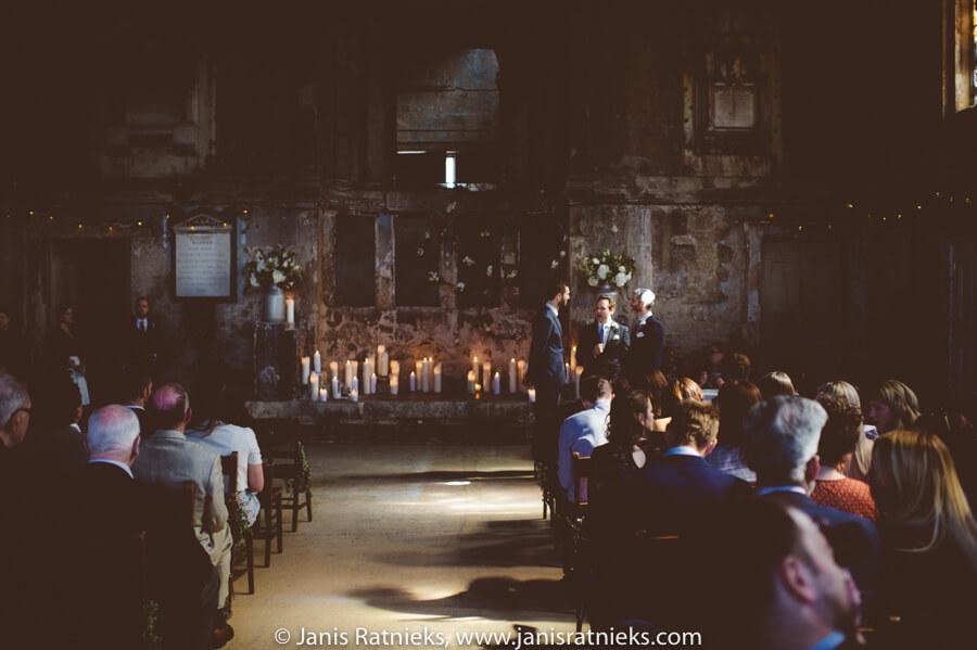 asylum wedding in london