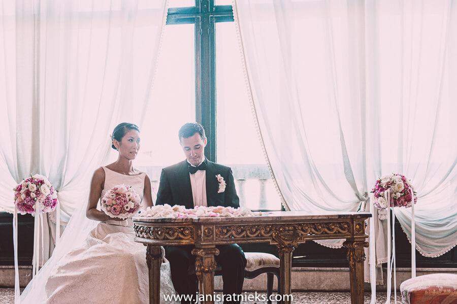 christian wedding Venice