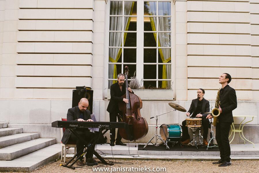jazz band France