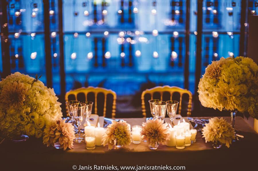 la fete peru wedding design