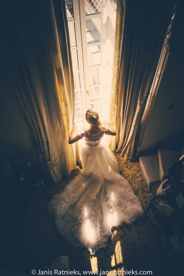 Shangri-La Paris wedding