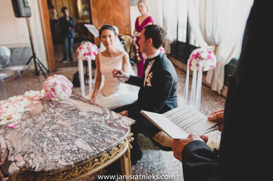 mixed wedding