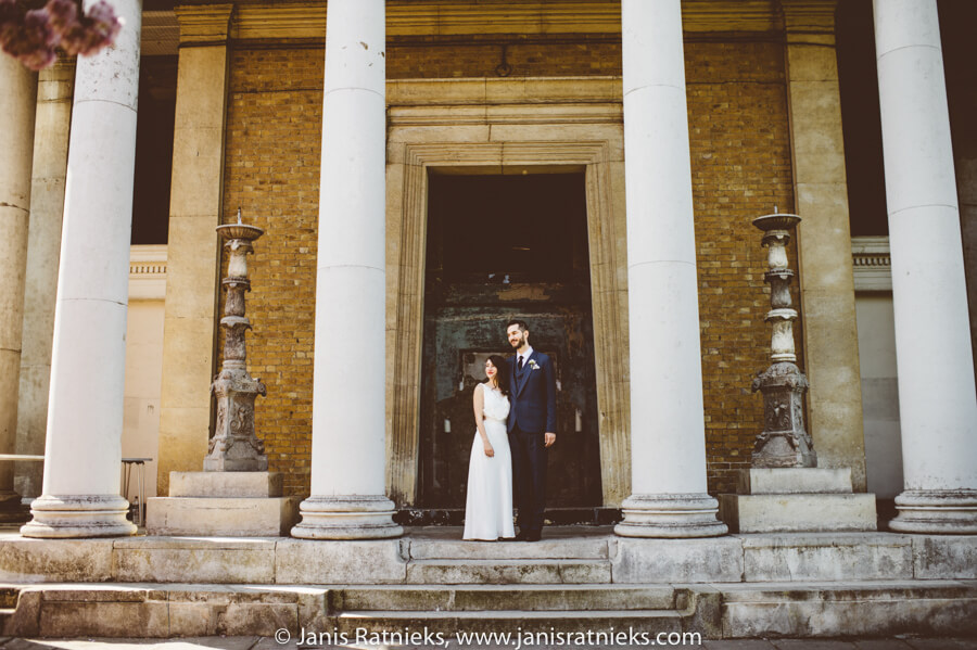 peckham wedding photographer