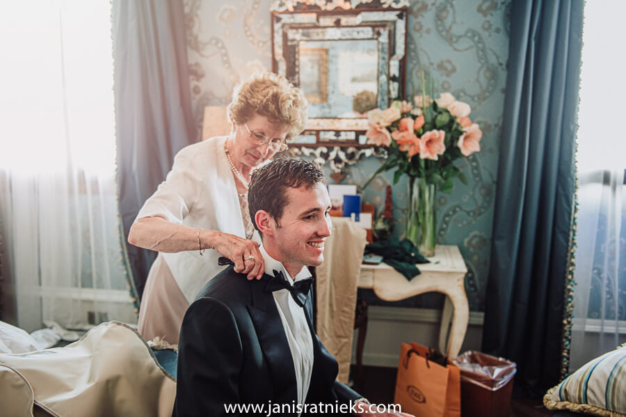 swiss wedding Italy