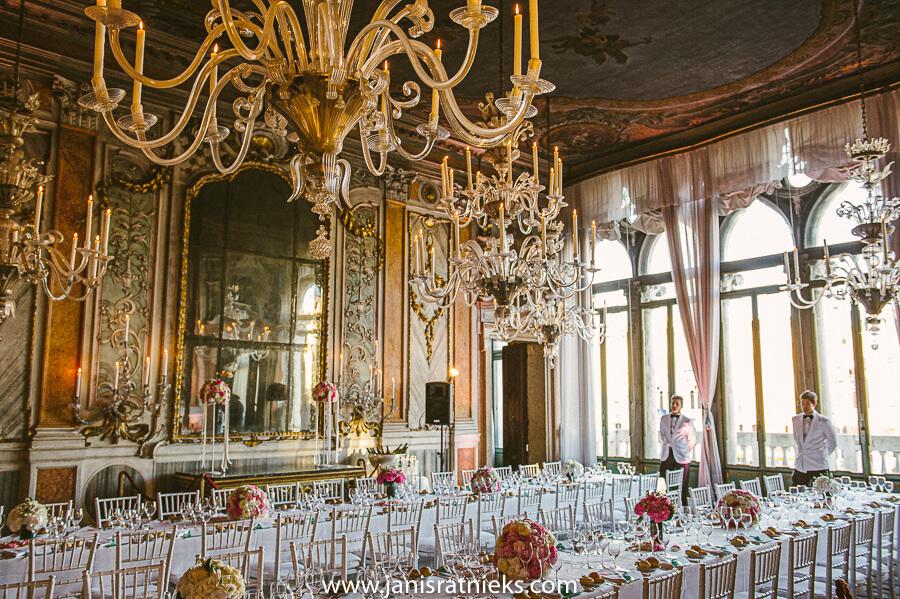 wedding catering design Venice
