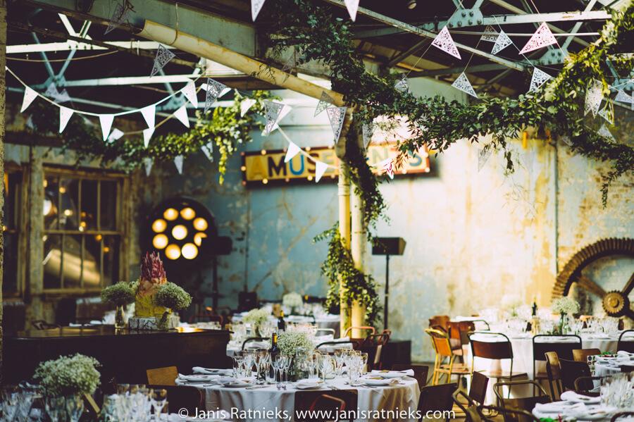 wedding design east London